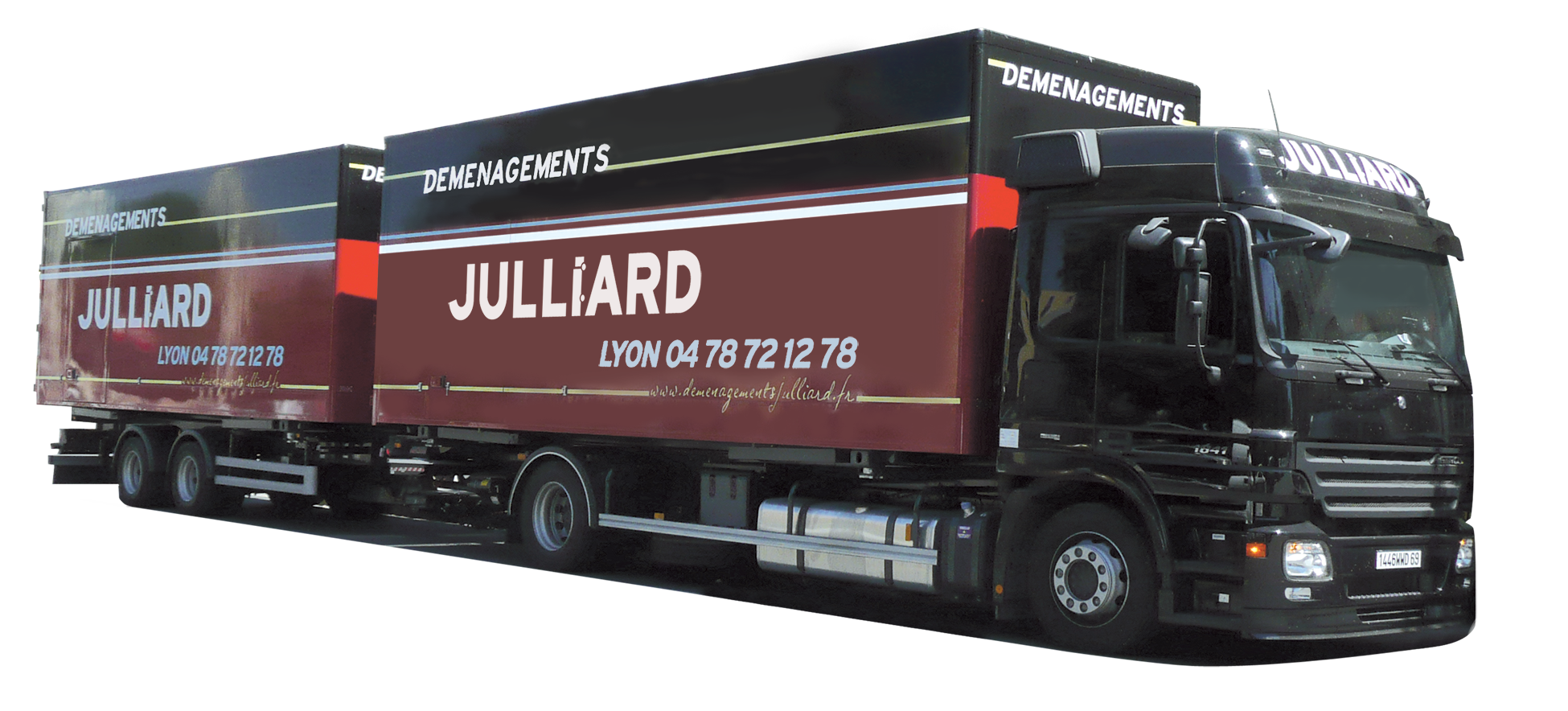 camion demenagement julliard